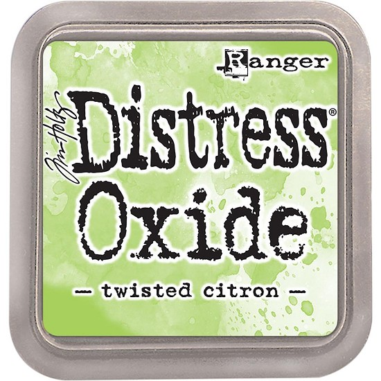 Distress Oxides Ink Pad - Twisted Citron