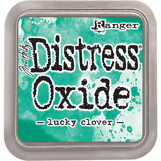 Distress Oxides Ink Pad - Lucky Clover