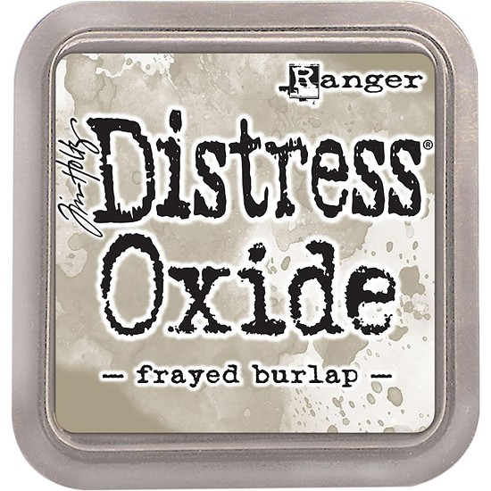 Distress Oxides Ink Pad - Frayed Burlap