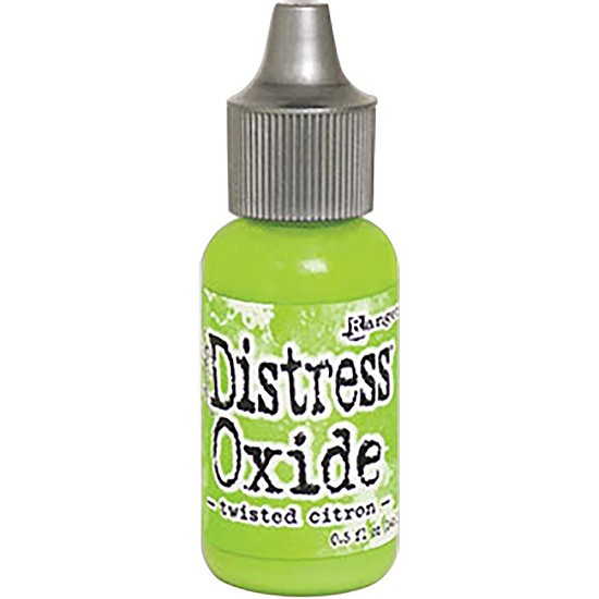 Distress Oxides Ink Refills - Twisted Citron