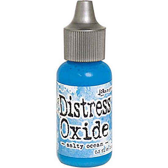Distress Oxides Ink Refills - Salty Ocean