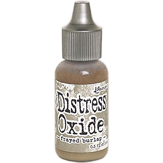 Distress Oxides Ink Refills - Frayed Burlap