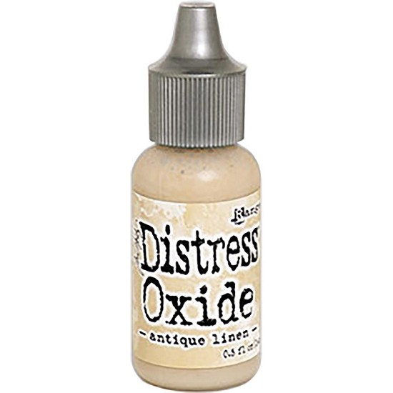 Distress Oxides Ink Refills - Antique Linen