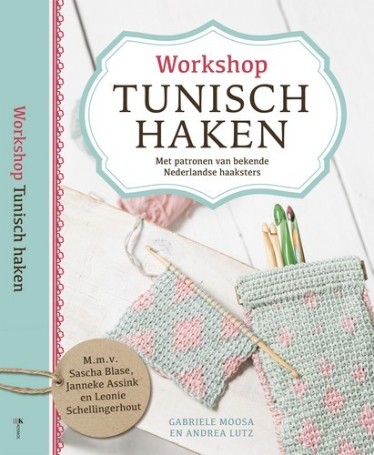 Kosmos Boek - Workshop Tunisch haken