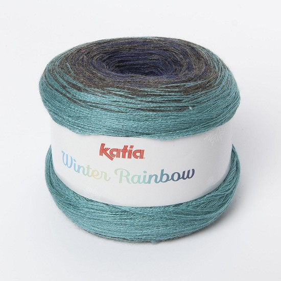 Katia - Winter Rainbow - Kleur 101