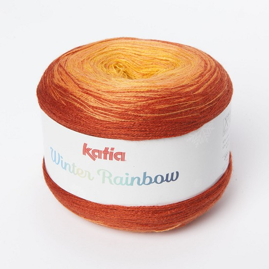 Katia - Winter Rainbow - Kleur 104