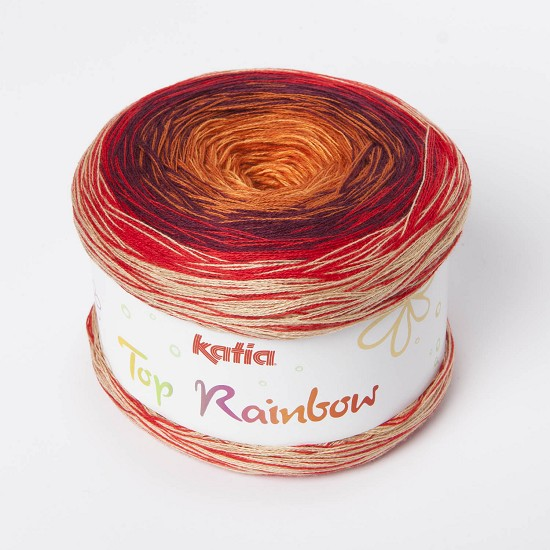 Katia - Top Rainbow - Kleur 86