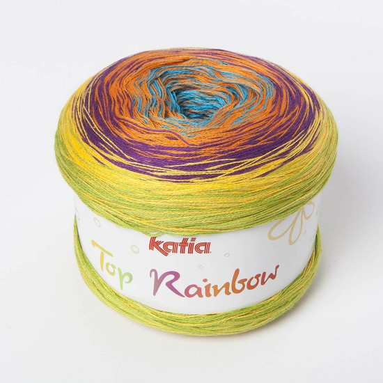 Katia - Top Rainbow - Kleur 87