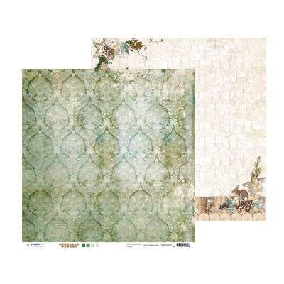 Studio Light - Woodland Winter - Scrappapier SCRAPWW03