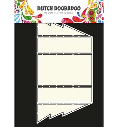 Dutch Doobadoo - Dutch Card Art - Fold Card Tree