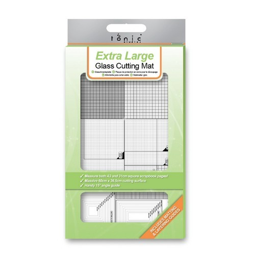 Tonic Studios Tools - Extra Large Glass Cutting Mat - A3