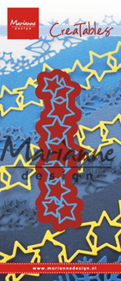 Marianne Design - Creatable - Lots of Stars
