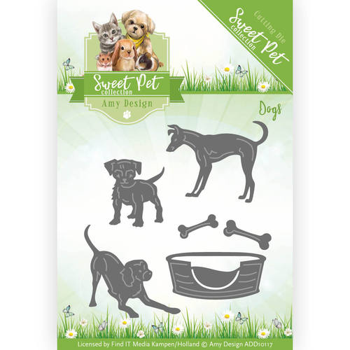 Stansmal - Amy Design - Sweet Pet - Dogs