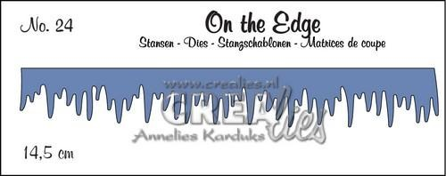 Stansmal - Crealies - On the Edge - nr 24