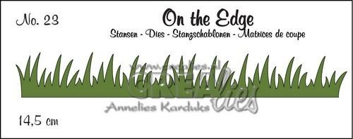 Stansmal - Crealies - On the Edge - nr 23