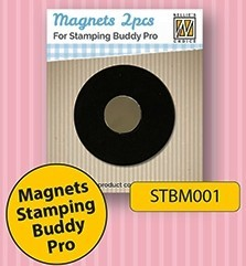 Nellie Snellen - Spare magnets for Stamping Buddy
