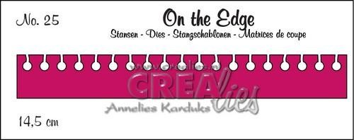 Stansmal - Crealies - On the Edge - no 25