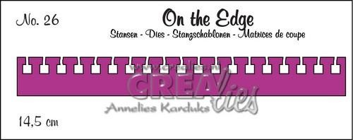 Stansmal - Crealies - On the Edge - no 26