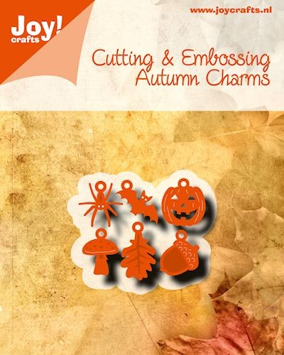 Noor! Design - Cutting & Embossing stencil - Autumn - Herfstbedeltjes