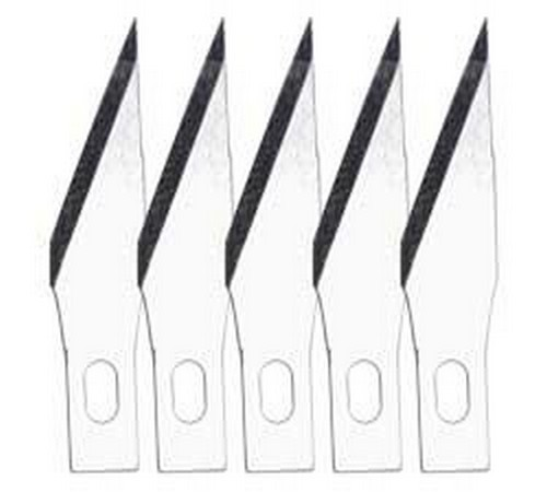 Tonic Studios Tools - 5 spare blades for kushgrip art knife