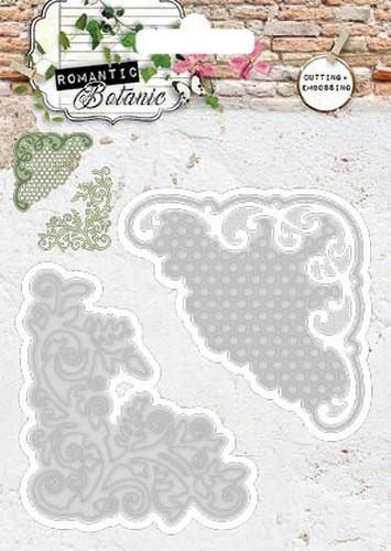 Studio Light - Stansmal Romantic Botanic - STENCILRB55