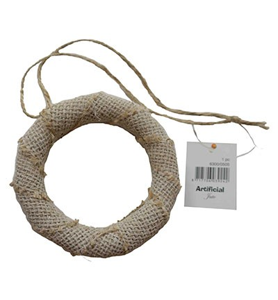 Joy! Crafts - Artificial Flower - Jute krans