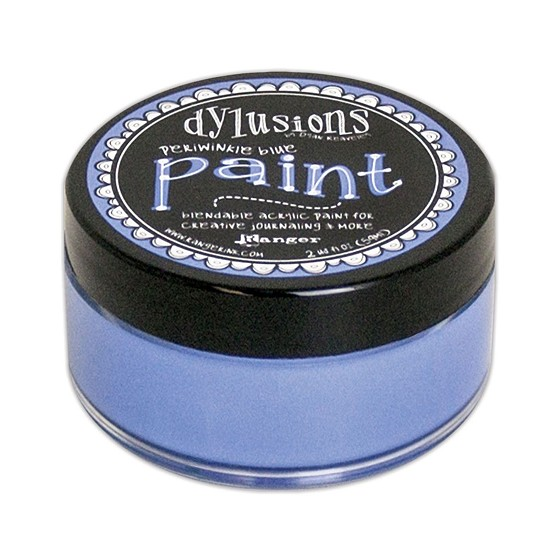 Dyan Reaveley`s - Dylusions Paint - Periwinkle Blue