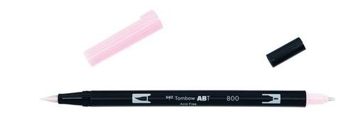 Tombow - Dual Brush Pen - Baby Pink ABT-800