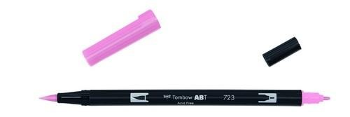 Tombow - Dual Brush Pen - Pink ABT-723