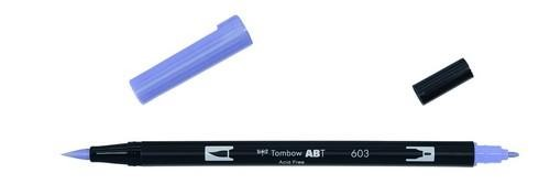 Tombow - Dual Brush Pen - Periwinkle ABT-603