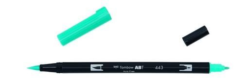 Tombow - Dual Brush Pen - Turquoise Bulk ABT-443