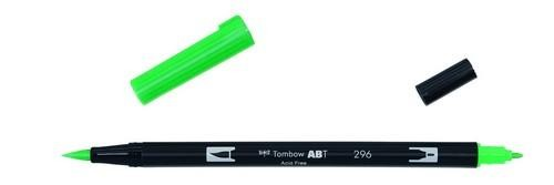 Tombow - Dual Brush Pen - Green ABT-296