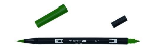 Tombow - Dual Brush Pen - Dark Jade ABT-177