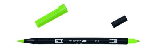 Tombow - Dual Brush Pen - Willow Green ABT-173