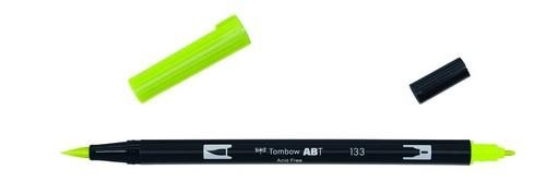 Tombow - Dual Brush Pen - Chartreuse ABT-133