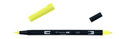 Tombow - Dual Brush Pen - Pale Yellow ABT-062