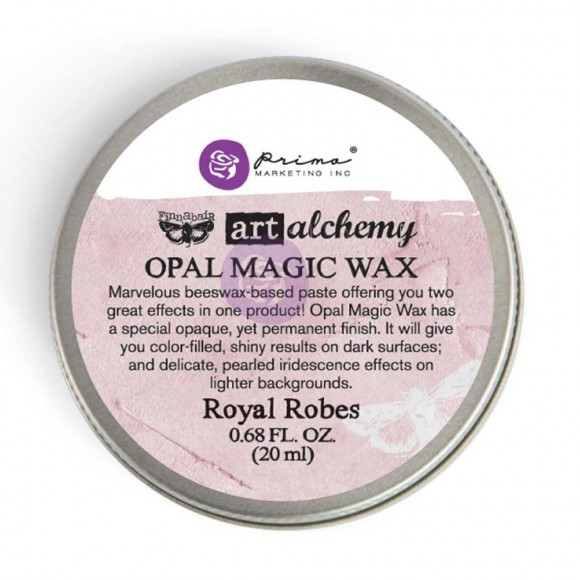 Finnabair - Art Alchemy Opal Magic Wax - Royal Robes