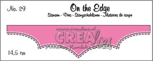 Stansmal - Crealies - On the Edge - nr 29
