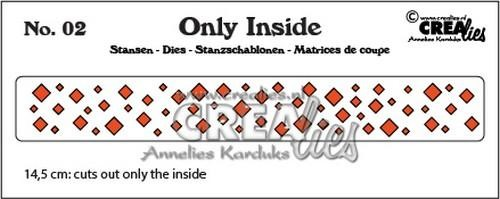 Stansmal - Crealies - Only Inside - nr 02