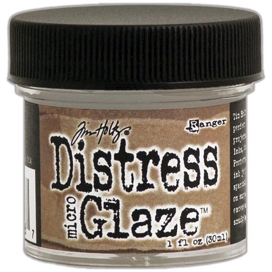 Tim Holtz - Distress Micro Glaze - 1oz