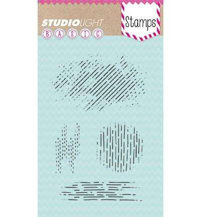 Studio Light - Clearstamp Basics A6 - STAMPSL241