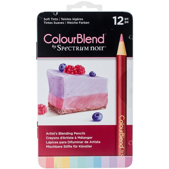 Spectrum Noir - ColourBlend Pencils - Soft Tints