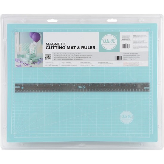 "We R Memory Keepers - Magnetic Cutting Set - 18"" x 14"""