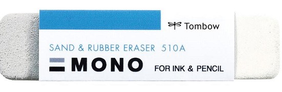 Tombow - Mono Eraser - For Ink & Pencil