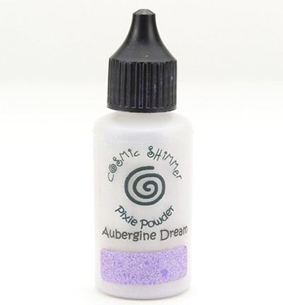 Cosmic Shimmer - Pixie Powder - Aubergine Dream