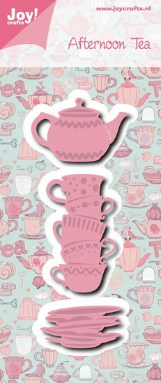 Noor! Design - Afternoon Tea - Kopjes + theepot