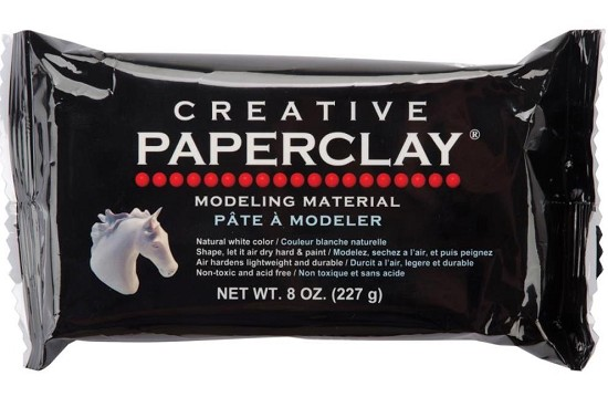 Creative Paper Clay - 8oz. (227 gram)