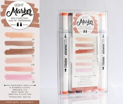 Studio Light - Light Marker - Skin (MARKER06)