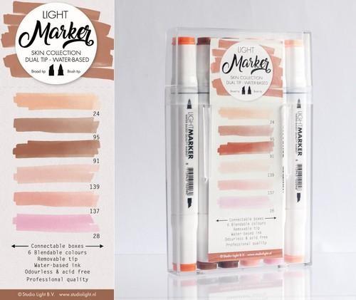 Studio Light - Light Marker - Skin (MARKER06)