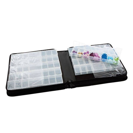 Papermania - Itty Bitty Organiser (70 compartments)